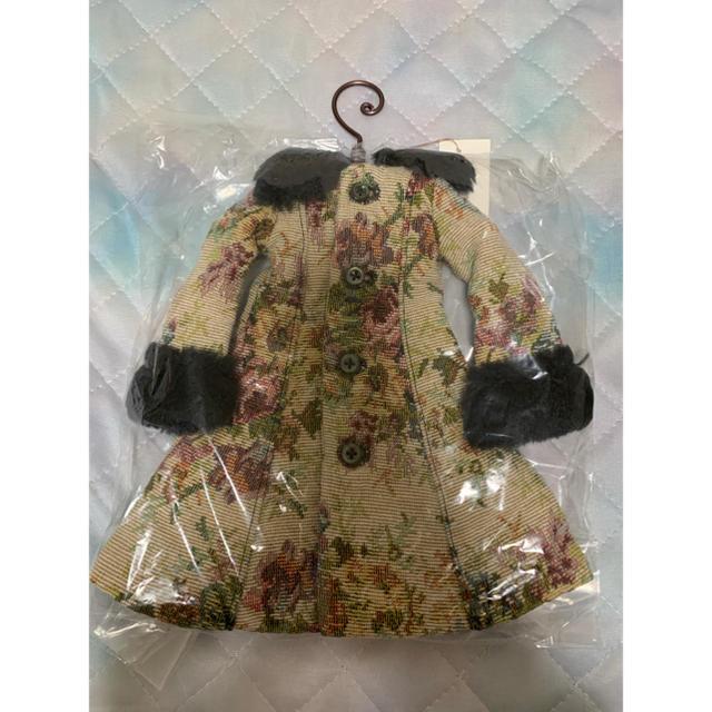 VOLKS(ボークス)のスーパードルフィー  SDMサイズ ディーラー製 ゴブラン織りコート ハンドメイドのぬいぐるみ/人形(人形)の商品写真