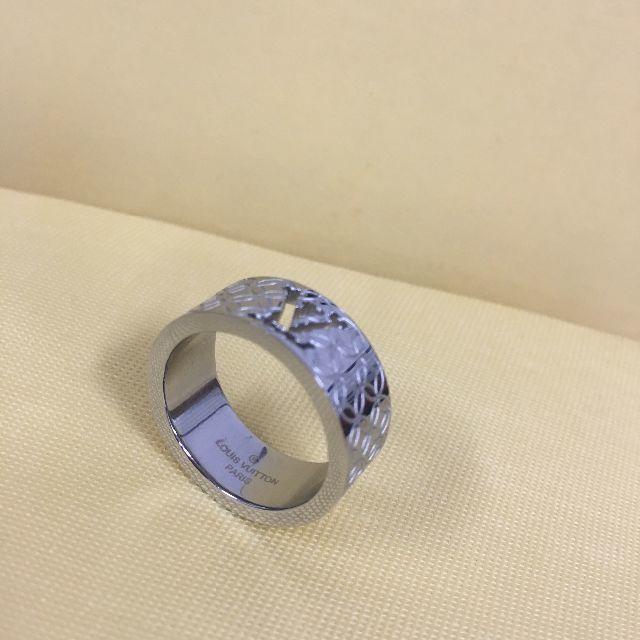 LOUIS VUITTON(ルイヴィトン)のルイヴィトンメンズ バーグ・シャンゼリゼ リング 指輪  メンズのアクセサリー(リング(指輪))の商品写真