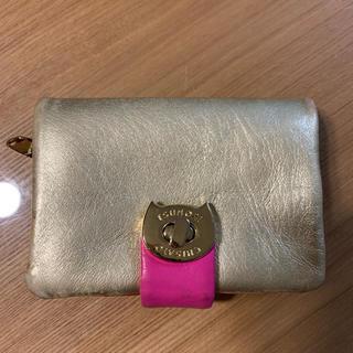 ツモリチサト(TSUMORI CHISATO)のツモリチサト 二つ折財布(財布)
