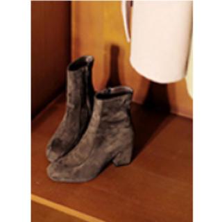 ディーホリック(dholic)のDHOLIC スエードショートブーツ (ブーツ)