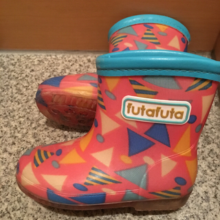 フタフタ(futafuta)のベビー 長靴 13cm(長靴/レインシューズ)
