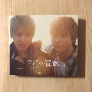 ニュース(NEWS)のテゴマスの青春 DVD付き初回限定盤(ポップス/ロック(邦楽))