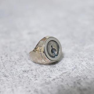 ラッドミュージシャン(LAD MUSICIAN)のLAD MUSICIAN 鍵穴リング 15号(リング(指輪))