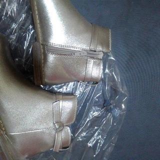 ギャップ(GAP)のギャップGAPのグレー灰色ブーツ靴23cmキッズ(ブーツ)