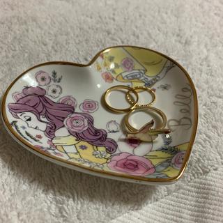 イエローゴールドのリング(リング(指輪))