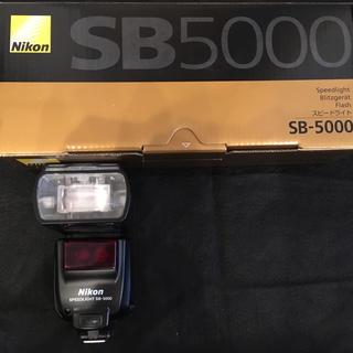 Nikon - ニコン スピードライト sb-5000