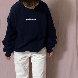 ミキハウス(mikihouse)のMIKIHOUSE logo sweat(スウェット)