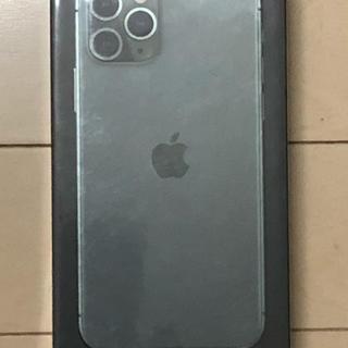 アイフォーン(iPhone)のiPhone 11 Pro 256GB ミッドナイトグリーン SIMフリー(スマートフォン本体)
