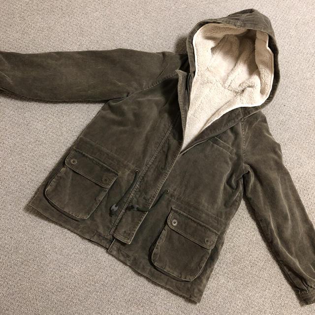 SM2(サマンサモスモス)のSM2 フード付きアウター レディースのジャケット/アウター(ブルゾン)の商品写真
