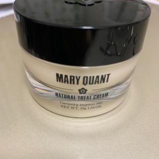 マリークワント(MARY QUANT)のマリークヮント  ナチュラルトリートメント クリーム(フェイスクリーム)
