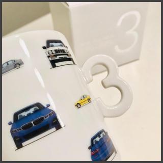 ビーエムダブリュー(BMW)のBMW 非売品 マグカップ オリジナル 3シリーズ(グラス/カップ)