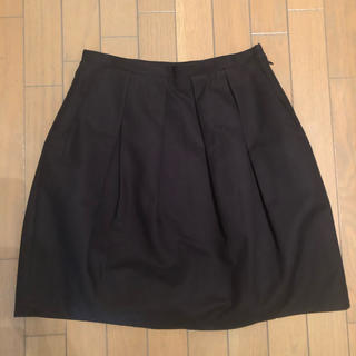 トゥモローランド(TOMORROWLAND)のトゥモローランド マカフィー ポケット付 バルーン風♡ スカート(ひざ丈スカート)