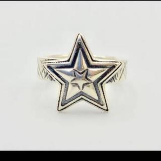 クロムハーツ(Chrome Hearts)のコディーサンダーソン タイニースターリング 美品(リング(指輪))