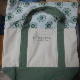ロクシタン(L'OCCITANE)のL'OCCITANE 巾着トートバック(トートバッグ)