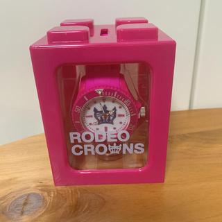 ロデオクラウンズワイドボウル(RODEO CROWNS WIDE BOWL)の美品★ロデオクラウンズRCWB★キャンディウォッチ(腕時計)