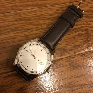ビームス(BEAMS)の【未使用、電池切】腕時計 beams(腕時計(アナログ))