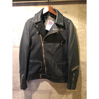 ルイスレザー(Lewis Leathers)の新品ルイスレザー リアルマッコイズ ネイビー 36 Lewis leathers(ライダースジャケット)