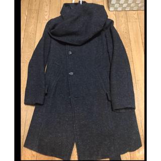 ジョンブル(JOHNBULL)のジョンブル   スヌード襟 コート(ロングコート)