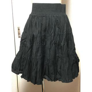 チェスティ(Chesty)のチェスティ❤︎ふわふわ ボリューム フレアスカート(ひざ丈スカート)