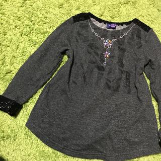 アナスイミニ(ANNA SUI mini)のルミルミ様♡ アナスイミニ♡トレーナー チュニックワンピース 130 120(Tシャツ/カットソー)