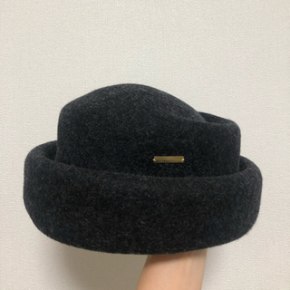 カオリノモリ(カオリノモリ)のカオリノモリ○モーリエトーク(ハンチング/ベレー帽)