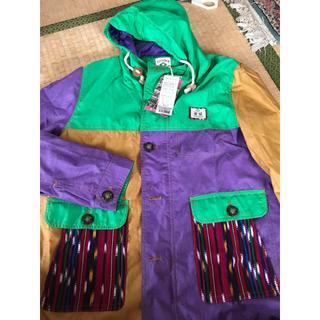 チチカカ(titicaca)のときちゅう様専用です!!チチカカ メンズ ジャケット(マウンテンパーカー)