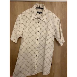 バーバリーブラックレーベル(BURBERRY BLACK LABEL)のBurberry モノグラム 半袖シャツ(シャツ)