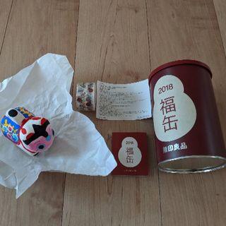 ムジルシリョウヒン(MUJI (無印良品))の無印良品  福缶  張子  犬(置物)