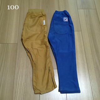 マーキーズ(MARKEY'S)のマーギーズ100  パンツ2本(パンツ/スパッツ)