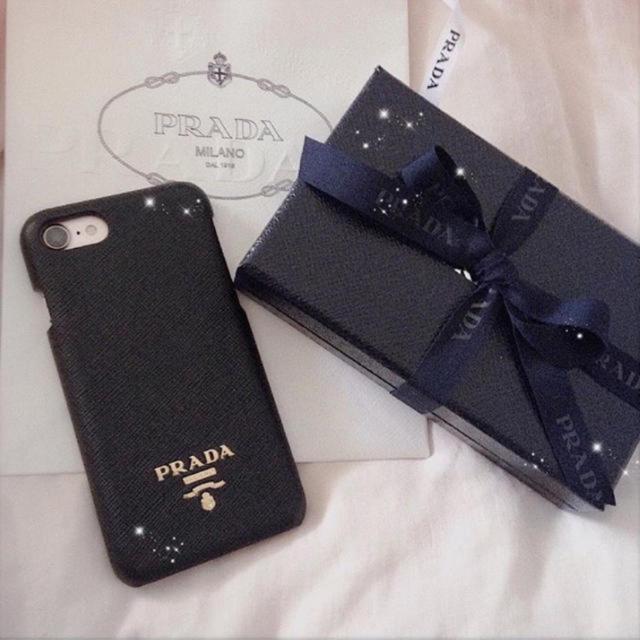 PRADA - 【本物】PRADA iPhoneケースの通販
