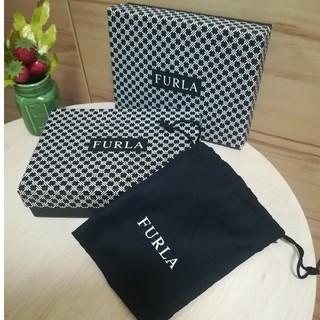 フルラ(Furla)のフルラ♥️お洒落な 空箱 2 袋1(ショップ袋)