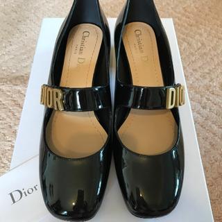 クリスチャンディオール(Christian Dior)のクリスチャン ディオール  パンプス  新品  正規品(ハイヒール/パンプス)