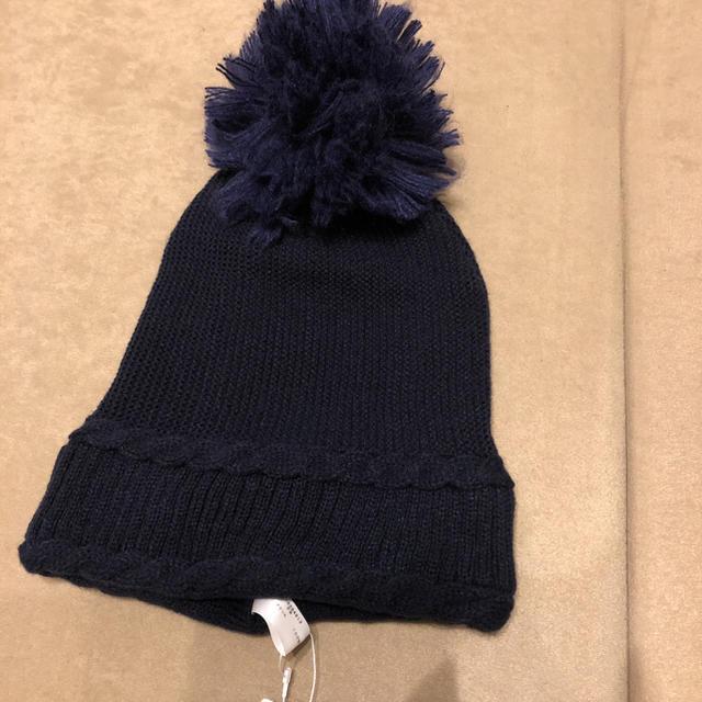 Callaway Golf(キャロウェイゴルフ)の【新品5,600円】キャロウェイ ゴルフ ニット帽 レディースの帽子(ニット帽/ビーニー)の商品写真