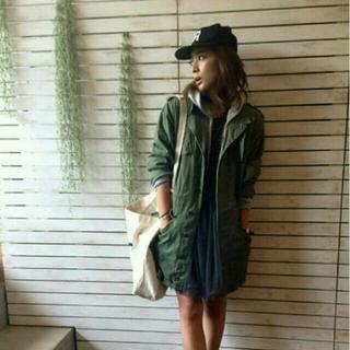 トゥデイフル(TODAYFUL)のwork coat(ミリタリージャケット)