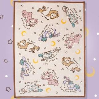 ダッフィー(ダッフィー)のりりかママ様専用 スウィートドリームス毛布(毛布)