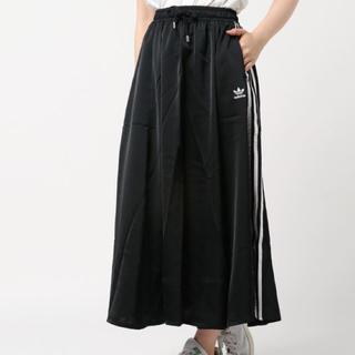 アディダス(adidas)のadidas emmi ロングスカート 美品(ロングスカート)
