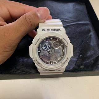 ジーショック(G-SHOCK)のG-SHOCK 腕時計 ホワイト(腕時計(デジタル))