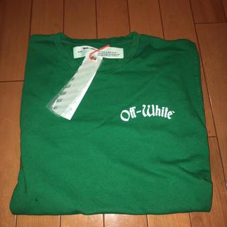 オフホワイト(OFF-WHITE)の⭐️格安出品⭐️オフホワイト tシャツ(Tシャツ/カットソー(半袖/袖なし))