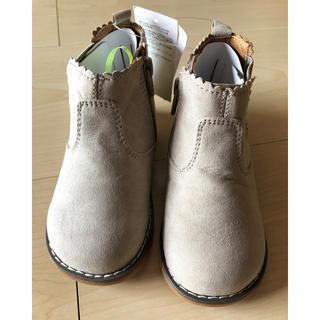 エイチアンドエム(H&M)の新品 H&M ブーツ ジッパー  14.5   EUR24サイズ(ブーツ)