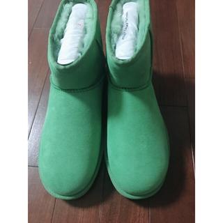 アグ(UGG)の  UGG  ムートンブーツ クラシック ミニ(ブーツ)