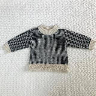 プティマイン(petit main)のpetitmain  セーター(ニット/セーター)