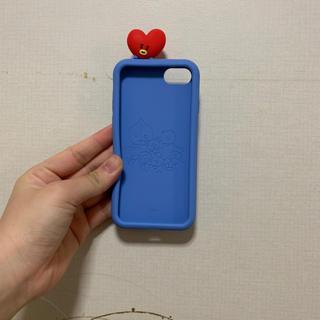 ボウダンショウネンダン(防弾少年団(BTS))のTATA iPhoneケース(iPhoneケース)