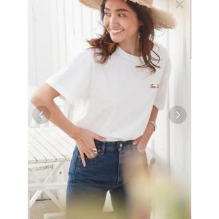 アングリッド(Ungrid)のアングリッド Tシャツ(Tシャツ(半袖/袖なし))