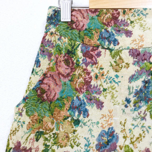 one after another NICE CLAUP(ワンアフターアナザーナイスクラップ)の♡ヴィンテージスカート♡ レディースのスカート(ミニスカート)の商品写真