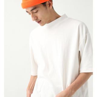 レイジブルー(RAGEBLUE)のスムースモックネック(Tシャツ/カットソー(半袖/袖なし))