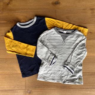 ギャップ(GAP)のギャップ ロングTシャツ 2枚セット(Tシャツ/カットソー)