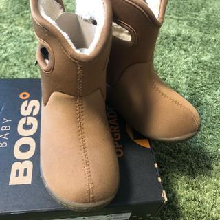 BOGS  ウインターブーツ KIDS 18cm  (ブーツ)