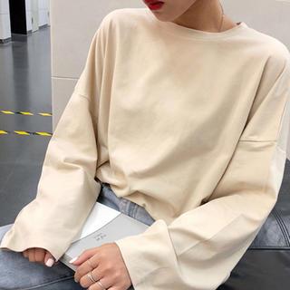 ゴゴシング(GOGOSING)のフレアシャツ 韓国 オルチャン(カットソー(長袖/七分))