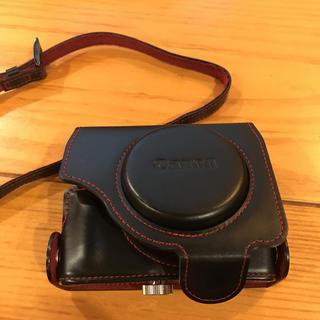 キヤノン(Canon)のキャノン CSC-G4BK カメラケース(ケース/バッグ)
