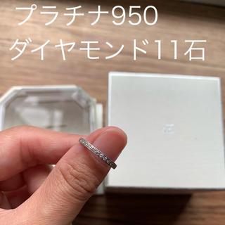 ヨンドシー(4℃)の4℃☆プラチナリング(リング(指輪))
